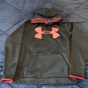 UA Under Armour Youth Storm Highlight Hoodie XL
